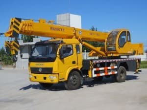 crane trucks for sale