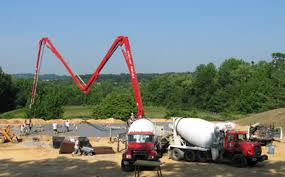 Concrete Boom Trucks