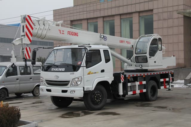 Type of Boom Trucks